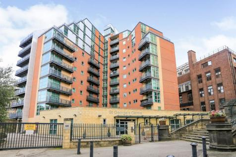 Great George Street, City Centre, Leeds. 2 bedroom apartment for sale