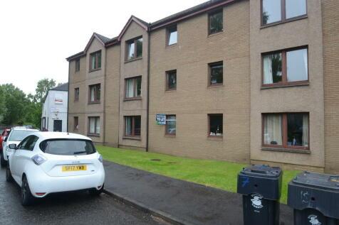 Forth Court, Riverside, Stirling. 2 bedroom apartment