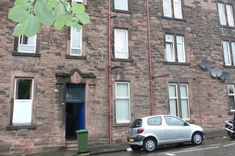 Sunnyside Road, Alloa. 1 bedroom ground floor flat