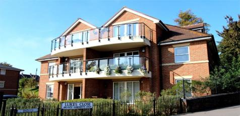 Lukes Close, Hamble, Southampton, SO31. 2 bedroom apartment for sale