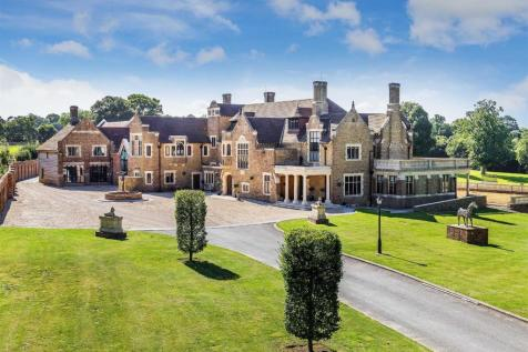 Brook, Godalming. 9 bedroom country house