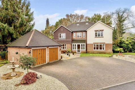 Blythe Way, Solihull. 5 bedroom detached house for sale