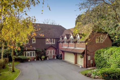 Warwick Road, Solihull. 6 bedroom detached house for sale