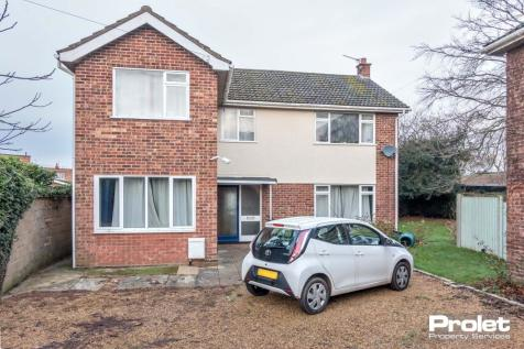 Leopold Road, Norwich NR4 7AD. 4 bedroom detached house