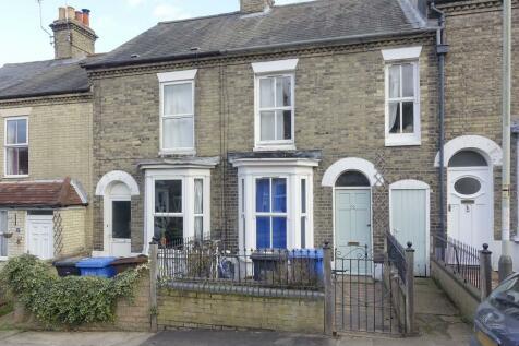 Wellington Road, Norwich NR2 3HT. 4 bedroom terraced house