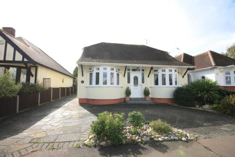 Beeleigh Close, Southend-on-Sea. 3 bedroom detached bungalow for sale