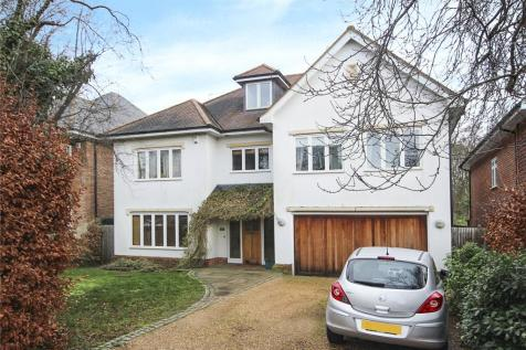 Homewood Road, St. Albans, Hertfordshire, AL1. 6 bedroom detached house