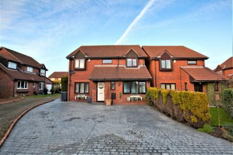 Christchurch Close, Darlington, DL1. 4 bedroom detached house for sale