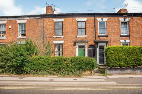 Duffield Road, Derby, DE1. 4 bedroom terraced house for sale