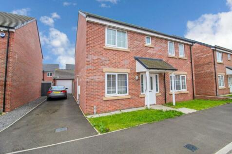 Wentworth Way, Ashington, NE63. 4 bedroom detached house for sale