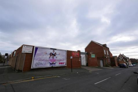 Borough Road / Villiers Street South, Sunderland. Land for sale