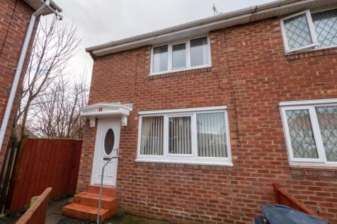 Tudor Grove, Humbledon, Sunderland. 2 bedroom semi-detached house