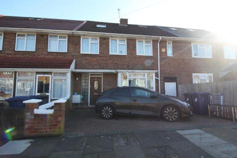 Darwin Drive, Southall. 5 bedroom terraced house