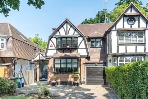 Canons Drive, Edgware,. 5 bedroom semi-detached house