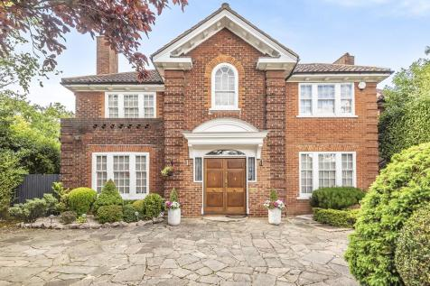Brockley Avenue, Stanmore. 5 bedroom detached house for sale