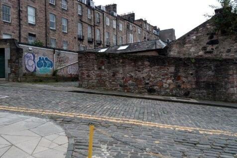Plot York Lane, Edinburgh, Midlothian, EH1. Land for sale