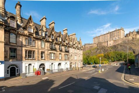Castle Terrace, City Centre,, Edinburgh, EH1. 2 bedroom flat for sale