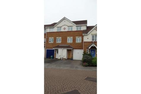 Sutton Close, Weston Super Mare. 3 bedroom town house