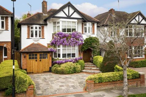 Stone Hall Road, London, winchmore hill property