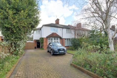 Wellington Road, Enfield. 4 bedroom semi-detached house