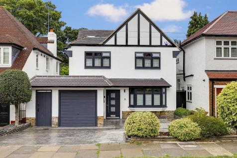 Stone Hall Road, London. 5 bedroom house for sale