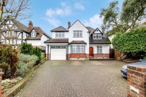Eversley Crescent, London, winchmore hill property
