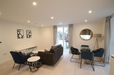 The Atelier Apartments 45-51 Sinclair Road, London. 1 bedroom flat