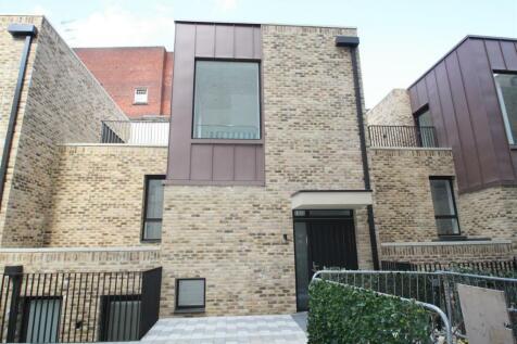 Hand Axe Yard, Gray's Inn Road, Kings Cross, London. 3 bedroom house