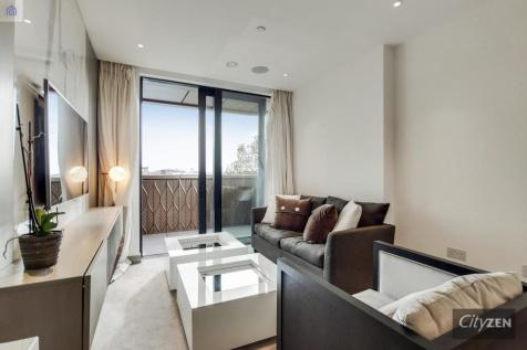 The Compton, 30 Lodge Road, London. 1 bedroom flat