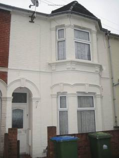 Oxford Avenue, Southampton, SO14. 4 bedroom house