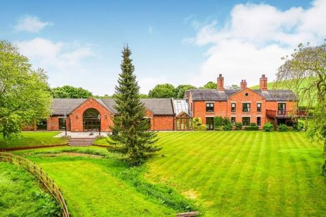 Winnington Lane, Winnington, Market Drayton, TF9. 5 bedroom detached house