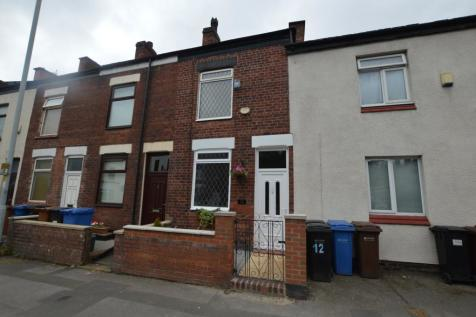 Carrington Road, Stockport, Greater Manchester, SK1. 2 bedroom terraced house