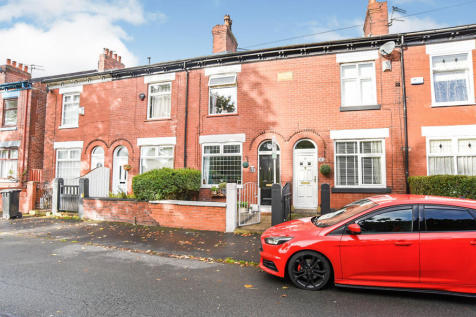 Maitland Street, Offerton, Stockport, SK1. 2 bedroom terraced house for sale