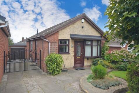 Derek Drive, Stoke-On-Trent, ST1. 2 bedroom detached bungalow