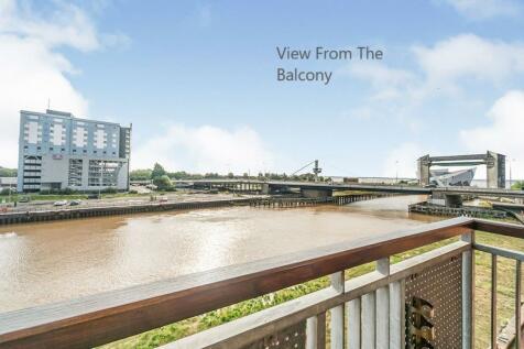 Trinity Wharf, 52-58 High Street, Hull, East Yorkshire, HU1. 2 bedroom apartment for sale