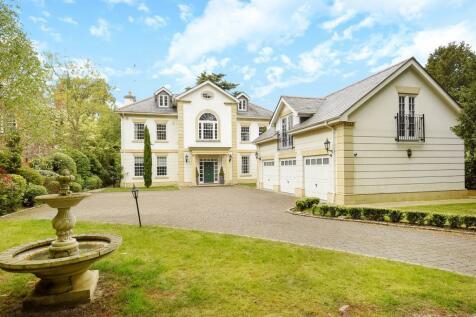 Ascot, Berkshire, SL5. 8 bedroom detached house for sale