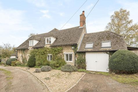 South Hinksey, Oxford, OX1. 4 bedroom detached house