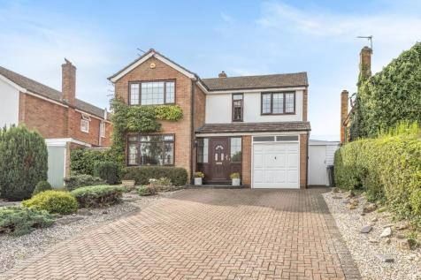 Kennington, Oxford, OX1. 4 bedroom detached house