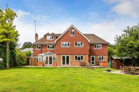 The Ridgeway, Fetcham, Leatherhead, Surrey, KT22. 8 bedroom detached house for sale