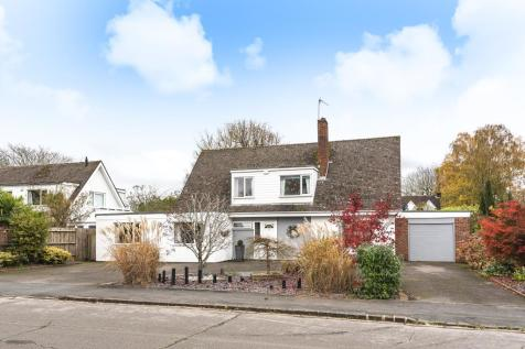 Henley-On-Thames, South Oxfordshire, RG9. 4 bedroom detached house for sale
