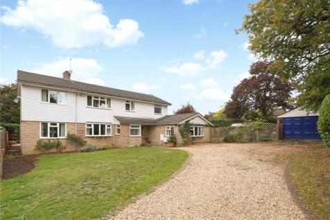 Alanbrooke Close, Hartley Wintney, Hook, RG27. 4 bedroom detached house for sale