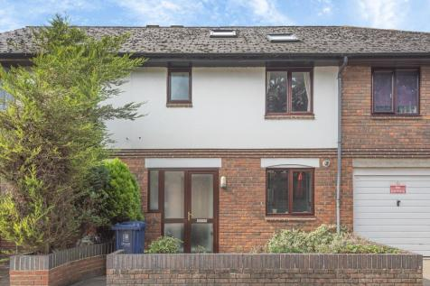 Central Oxford, OX1, OX1. 4 bedroom terraced house for sale