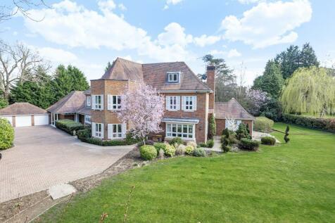 Sunningdale, Berkshire, SL5. 8 bedroom detached house for sale