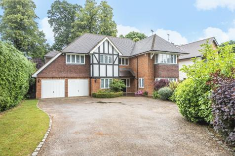 Sunningdale, Berkshire, SL5. 5 bedroom detached house for sale