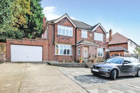 Fleece Road, Surbiton, KT6. 4 bedroom detached house for sale