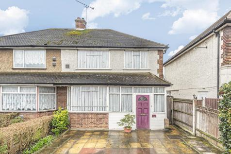 Hook Rise South, Surbiton, KT6. 3 bedroom semi-detached house