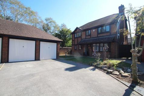 Charlotte Close, Poole. 6 bedroom detached house