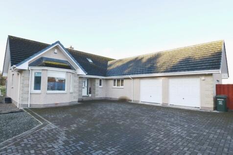 Balnageith, Forres. 5 bedroom detached house
