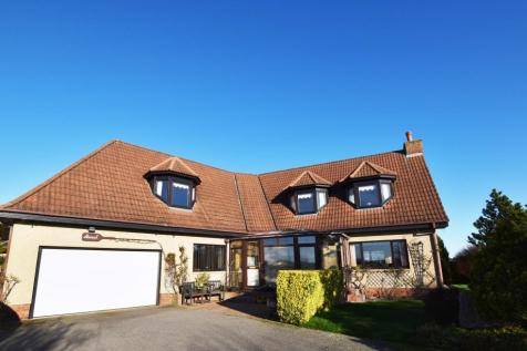 Steinish, Forres. 6 bedroom detached house for sale