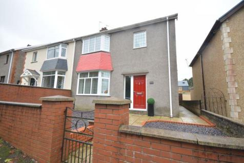 Dyfed Road, Neath. 3 bedroom semi-detached house for sale